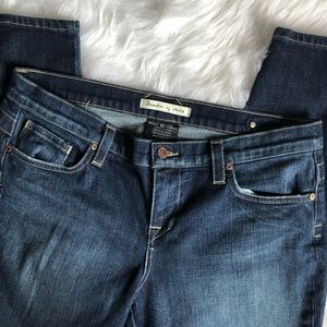 Anthropologie Freedom of Choice Jeans Zip Cuff 12